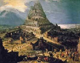 Tower of Babel, Pinacoteca Nazionale in Bologna c.1500