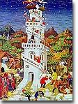 The Tower of Babel Bible Story Art and Bible Lessons