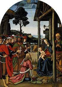 Adoration of the Magi, Pietro Perugino, c. 1471, royalty free images, Three Kings, Wise Men