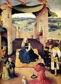 Adoration of the Magi, Hieronymus Bosch, Royalty Free Images, Three Kings, Wise Men