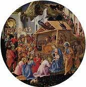 Adoration of the Magi by Fra Angelico Royalty Free Images, Three Kings, Wise Men
