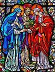The Visitation Royalty Free Images