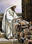 Jesus Healing the Sick Free Images