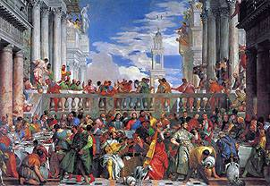 Veronese, The Marriage At Cana 1563
